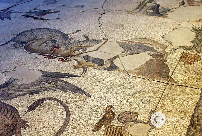 موزه موزاییک استانبول 4