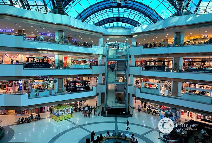 مراکز خرید استانبول 28