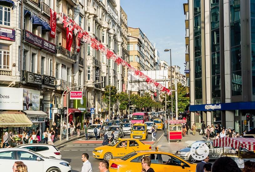 بازار عمده پوشاک استانبول 3