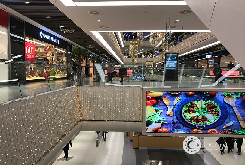 مراکز خرید استانبول 16