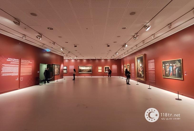 موزه پرا استانبول 2