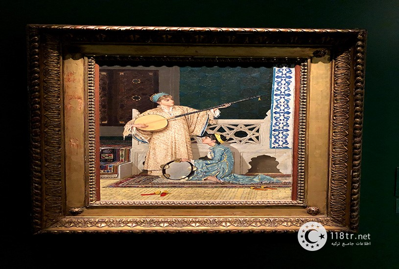 موزه پرا استانبول 12