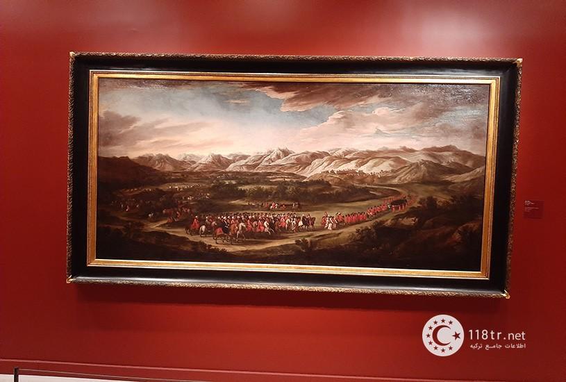موزه پرا استانبول 9