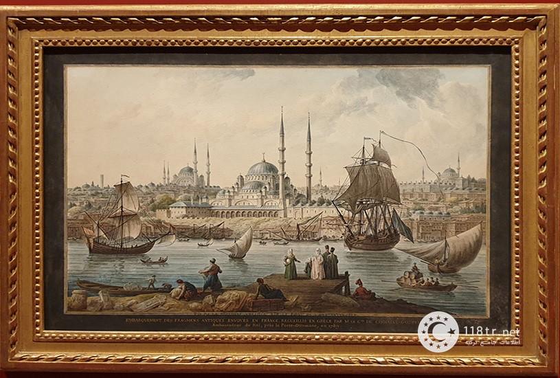 موزه پرا استانبول 11