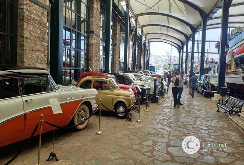 موزه رحمی کوچ استانبول 8