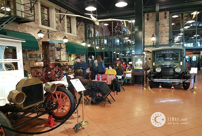 موزه رحمی کوچ استانبول 7
