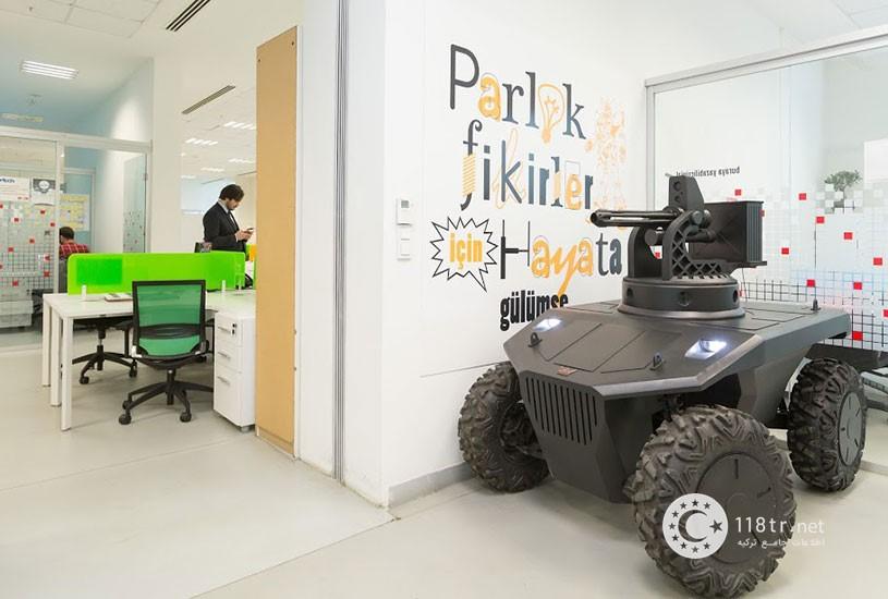 تکنو پارک استانبول مرکز نوآوری های ترکیه 4