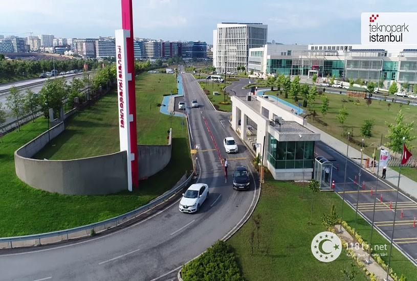 تکنو پارک استانبول مرکز نوآوری های ترکیه 5