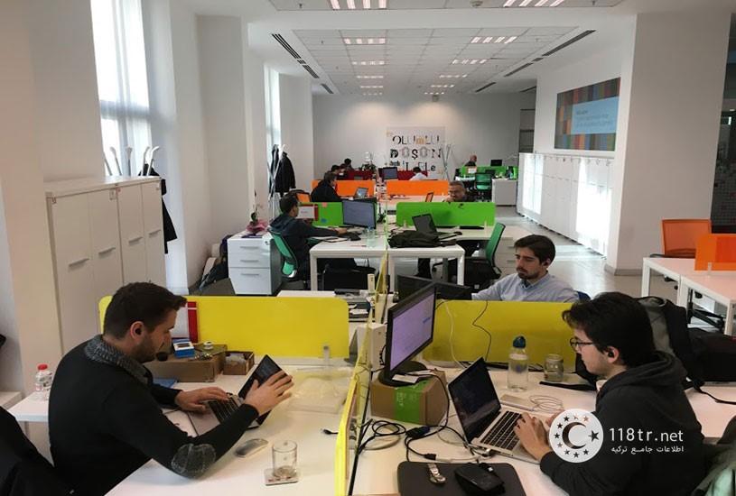 تکنو پارک استانبول مرکز نوآوری های ترکیه 6