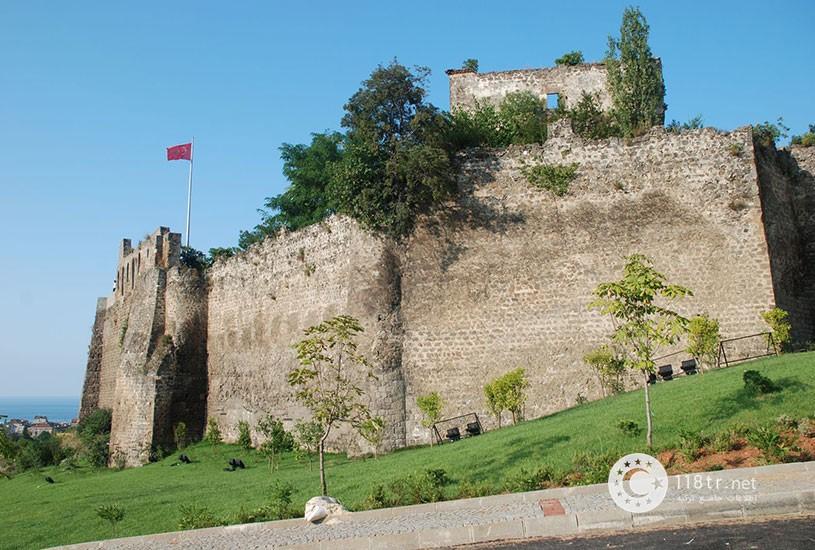قلعه ترابزون نماد زیبای شهر ترابزون 2