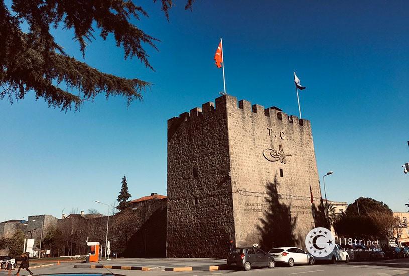 قلعه ترابزون نماد زیبای شهر ترابزون 4
