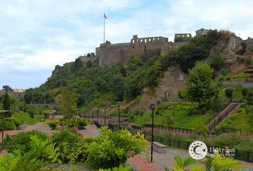 قلعه ترابزون نماد زیبای شهر ترابزون 6