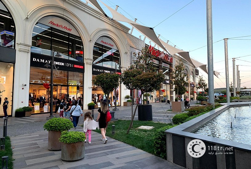 مراکز خرید ارزان استانبول 1
