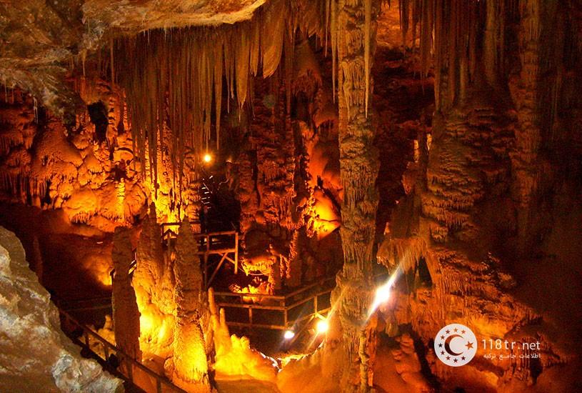 غار چال ترابزون دومین غار طولانی ترکیه 5