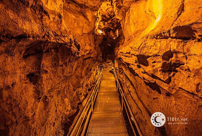 غار چال ترابزون دومین غار طولانی ترکیه 6