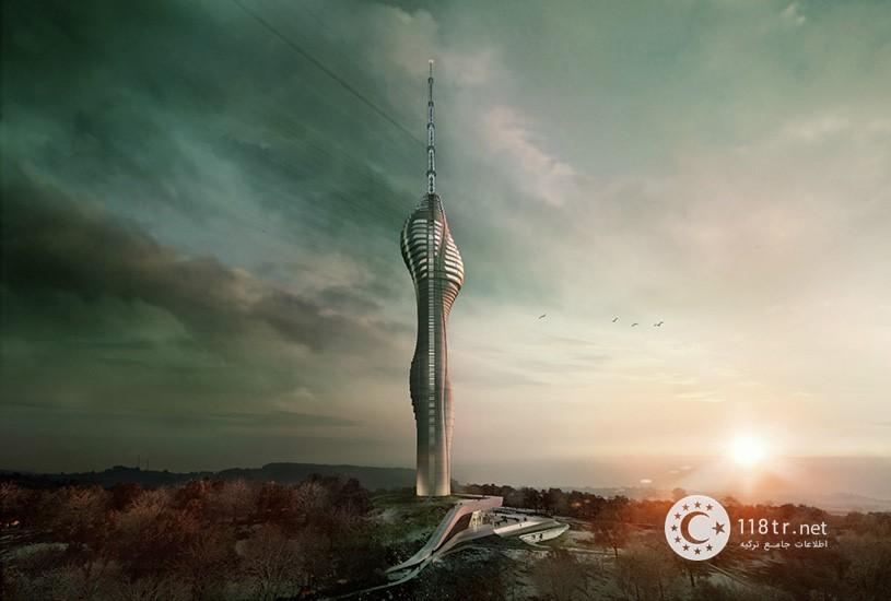 تپه چاملیجا استانبول 6