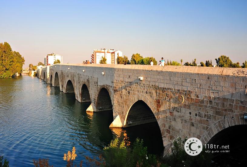 پل سنگی آدانا قدیمی ترین پل مورد استفاده در جهان 1