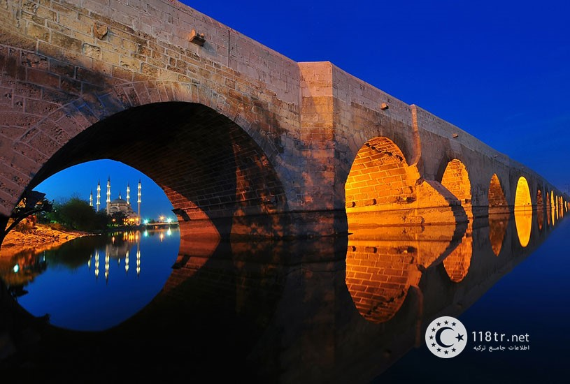 پل سنگی آدانا قدیمی ترین پل مورد استفاده در جهان 2