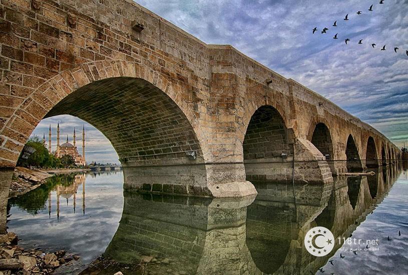 پل سنگی آدانا قدیمی ترین پل مورد استفاده در جهان 4
