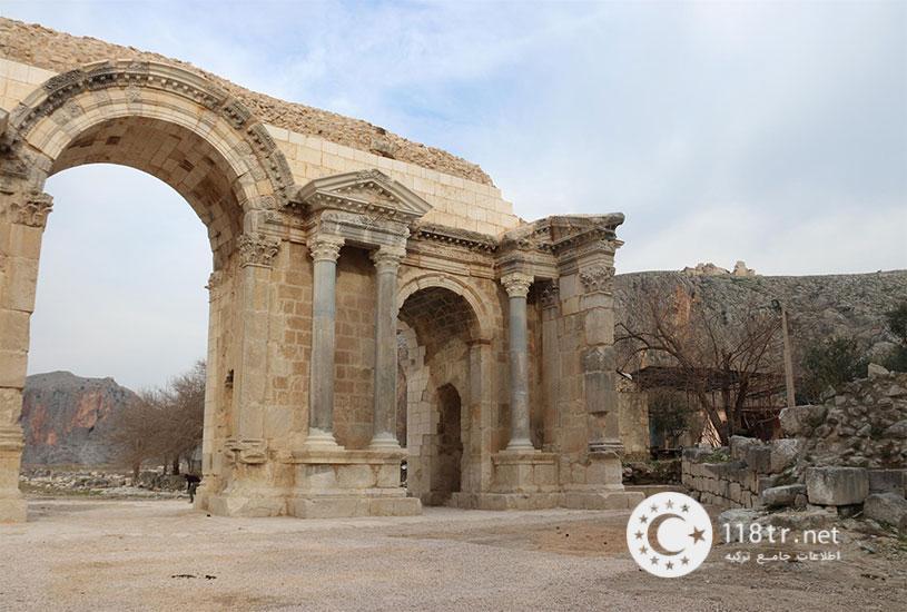 شهر تاریخی آناوارزا آدانا 1