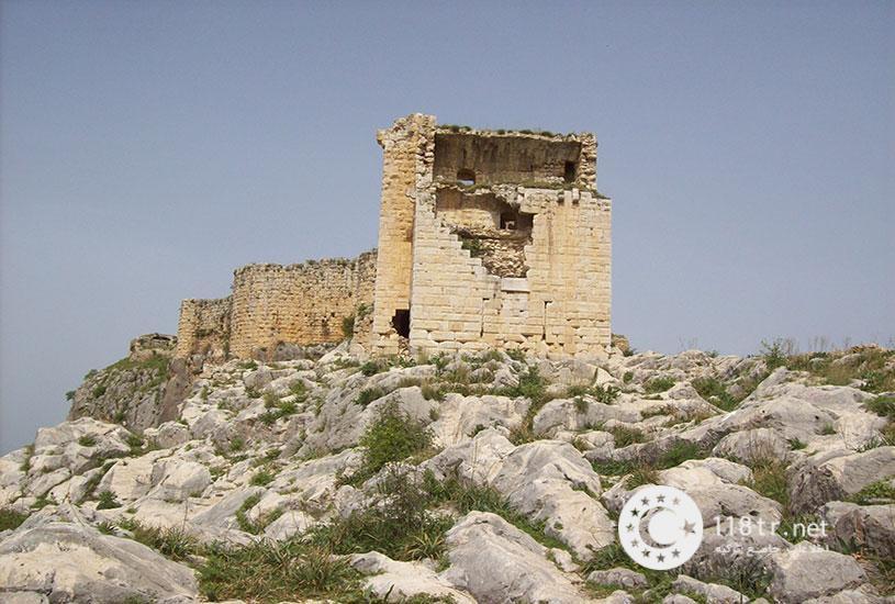 شهر تاریخی آناوارزا آدانا 7