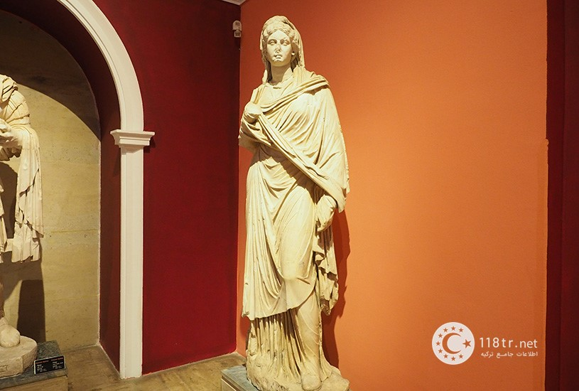 موزه آنتالیا 6