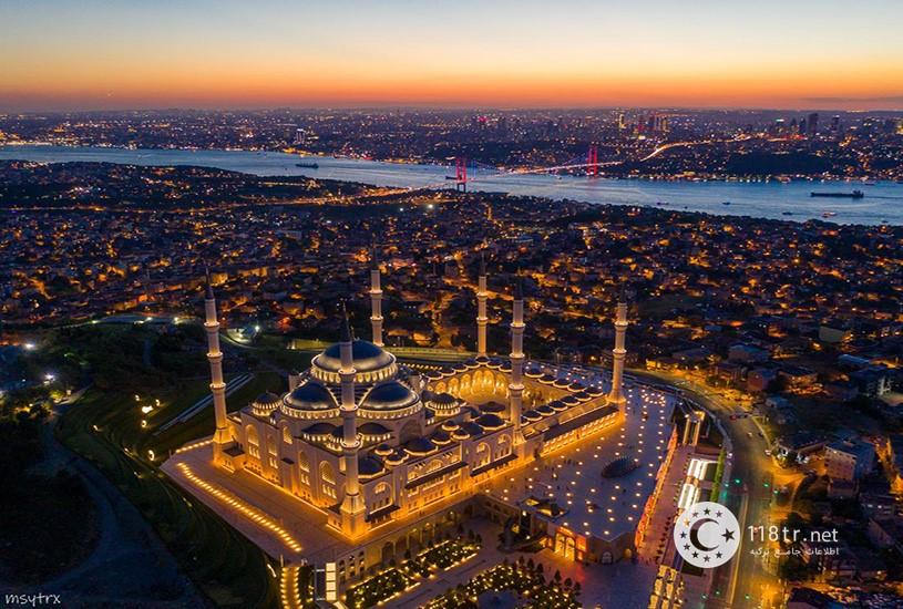 تپه چاملیجا استانبول 7