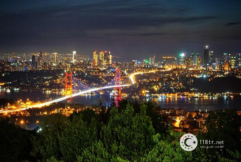 تپه چاملیجا استانبول 1