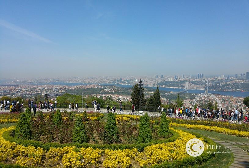 تپه چاملیجا استانبول 2