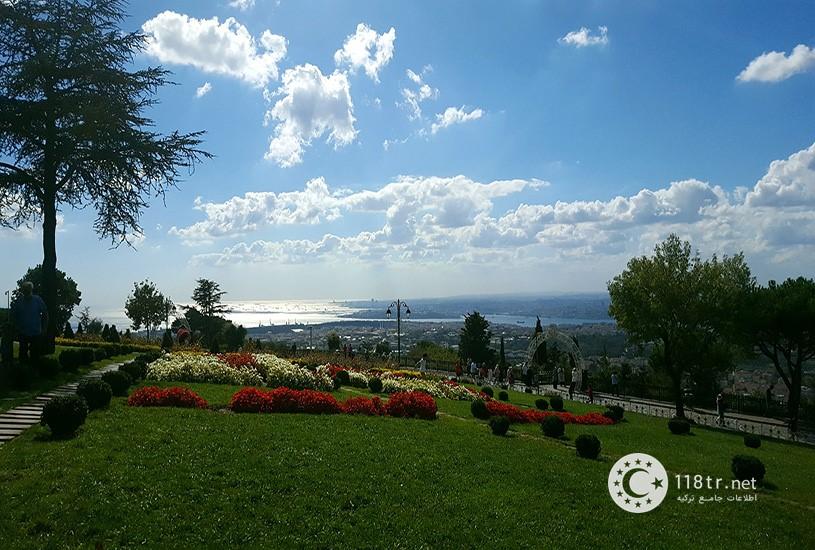 معرفی تپه چاملیجا استانبول