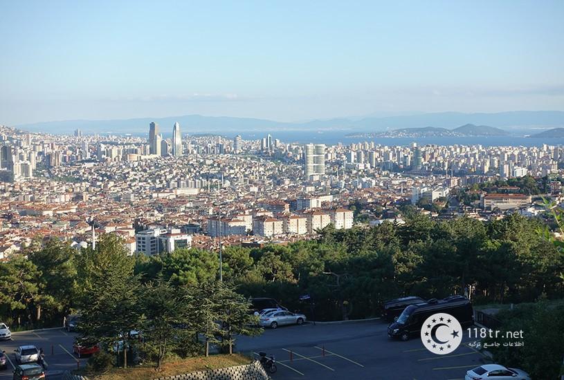 تپه چاملیجا استانبول 11