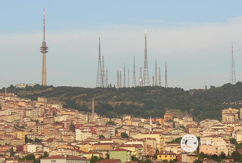 تپه چاملیجا استانبول 5