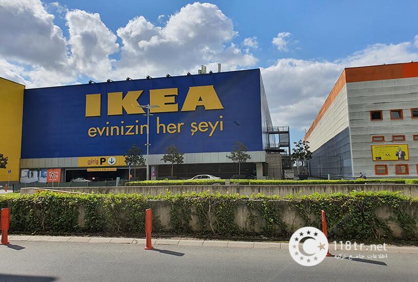 مراکز خرید استانبول 34