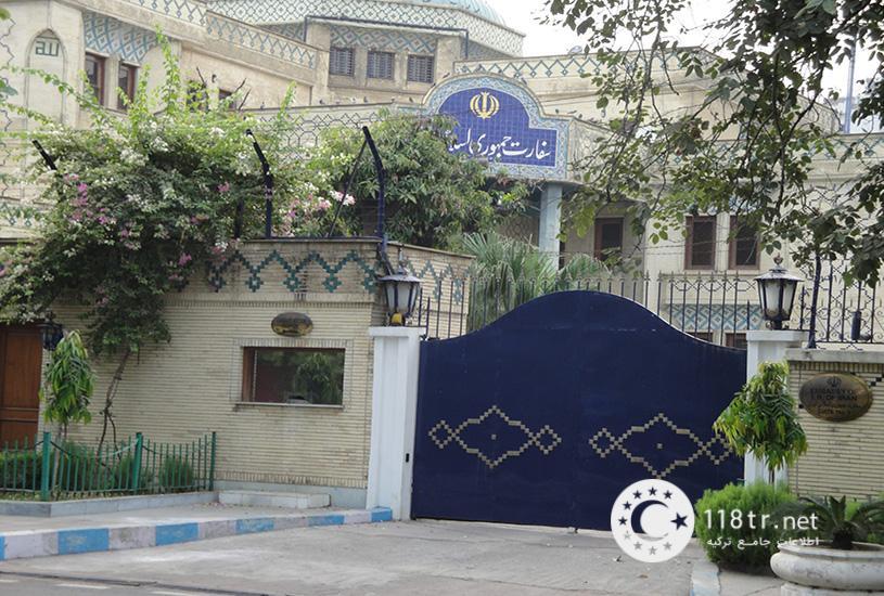 سفارت ایران در آنکارا 2