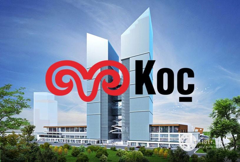 هلدینگ کوچ بزرگترین شرکت سرمایه گذاری ترکیه 1