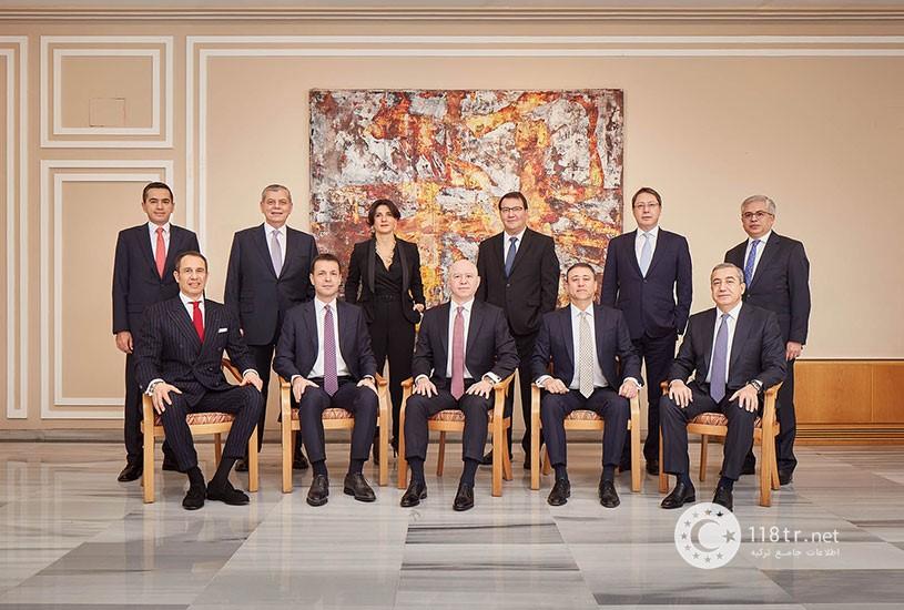 هلدینگ کوچ بزرگترین شرکت سرمایه گذاری ترکیه 3