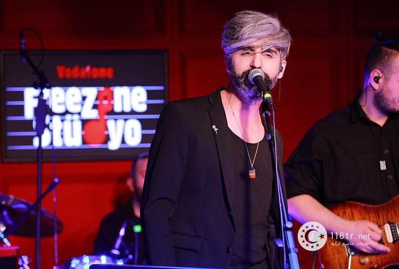 خواننده جدید و محبوب ترکیه مانوش بابا 4