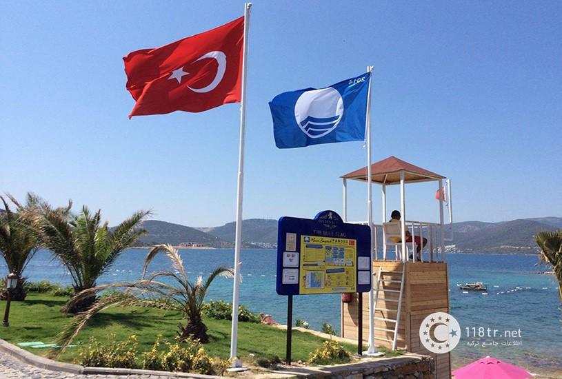 سواحل پرچم آبی ترکیه 5
