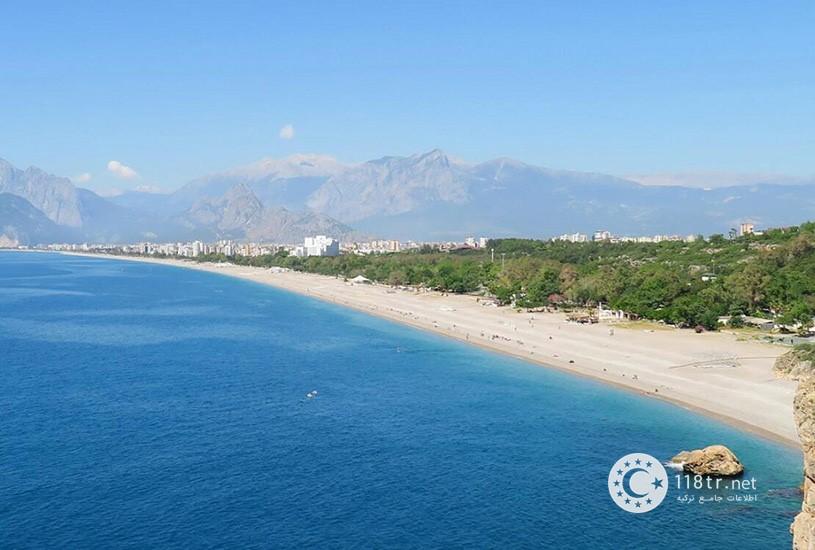 سواحل پرچم آبی ترکیه 1