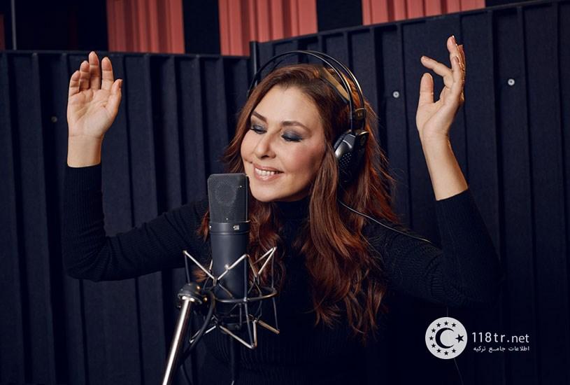 نیلوفر خواننده ترکیه 1