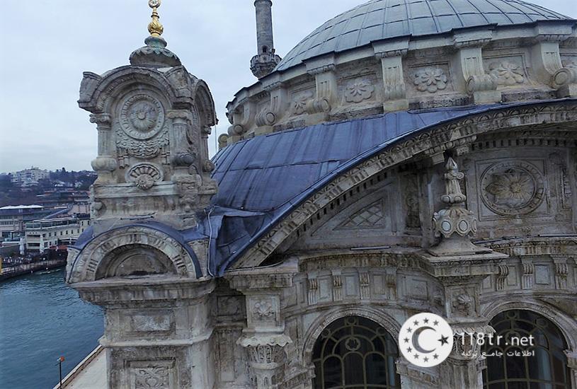 مسجد اورتاکوی استانبول 7