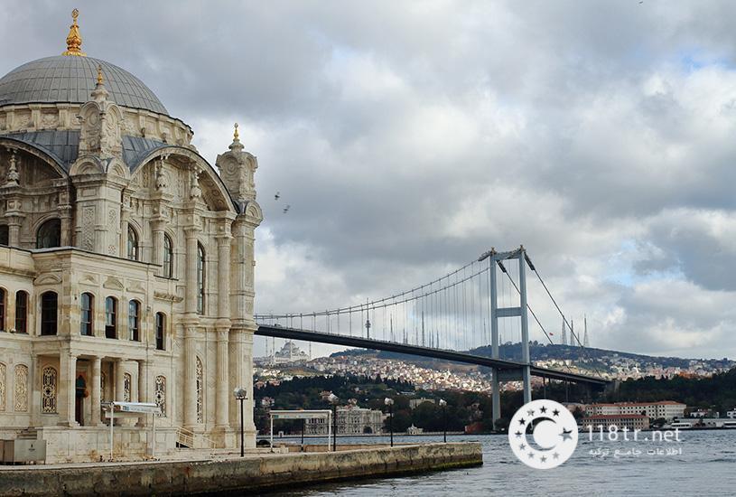 مسجد اورتاکوی استانبول 6