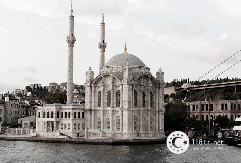 مسجد اورتاکوی استانبول 4