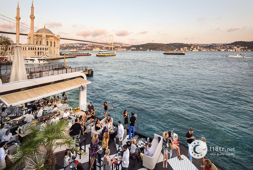 بهترین کلاب های استانبول 12
