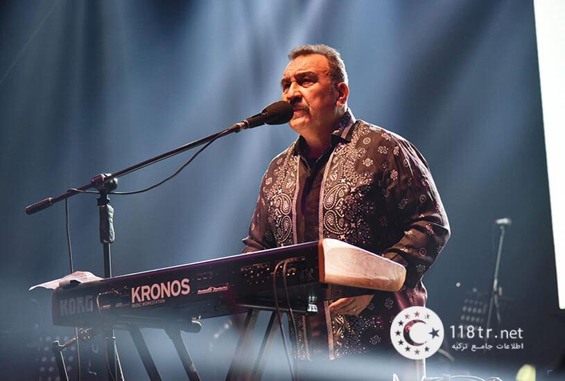 امید بسن خواننده قدیمی ترکیه 2