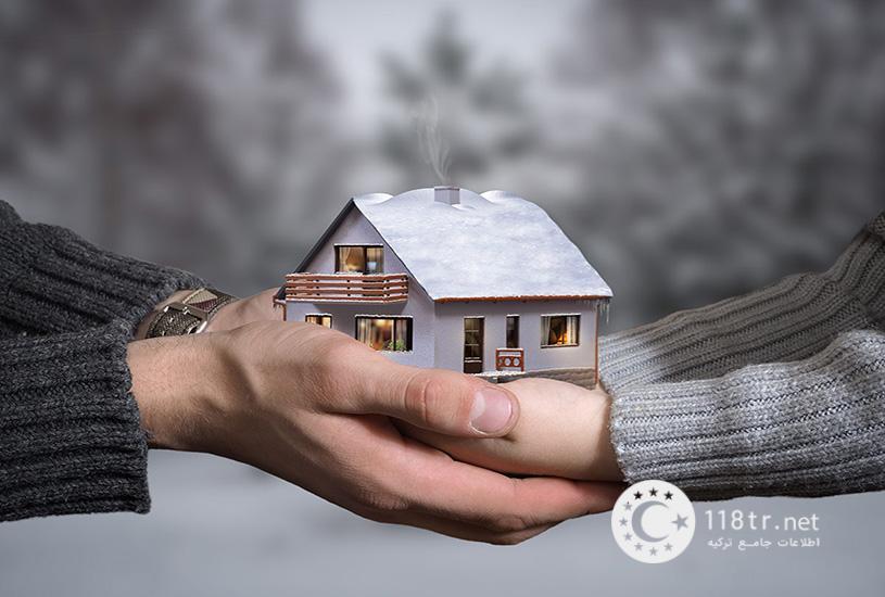 اقامت ترکیه با خرید خانه 2