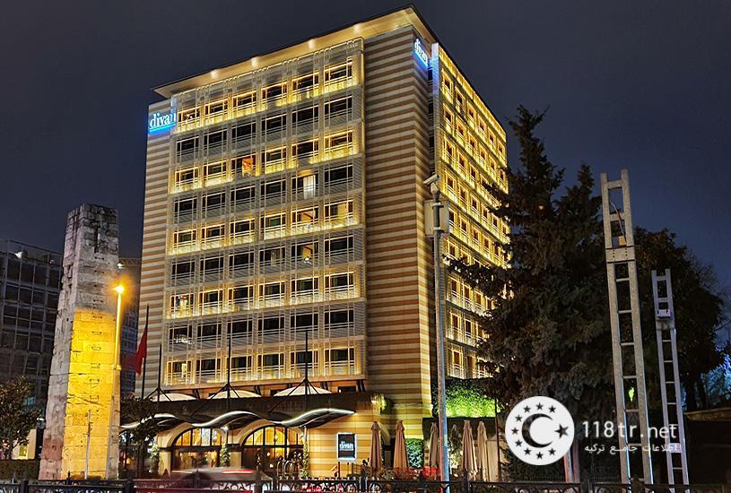 هتل های نزدیک میدان تکسیم 3