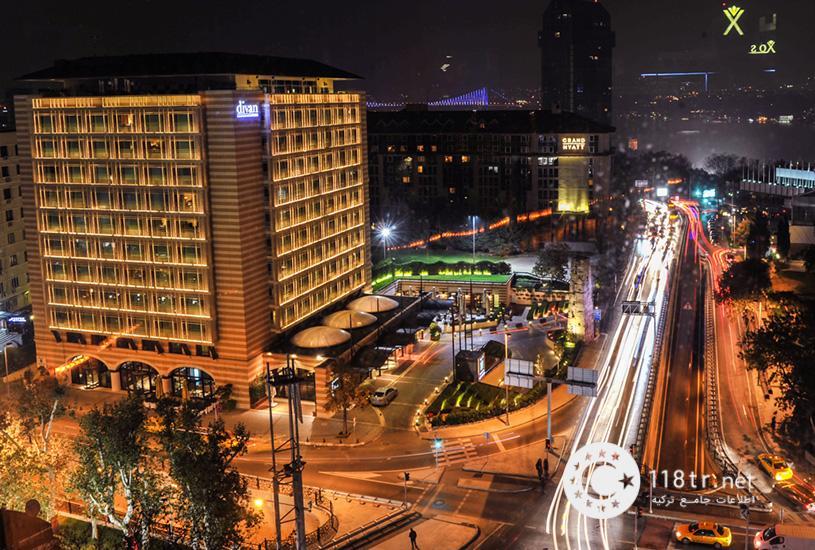 هتل های نزدیک میدان تکسیم 4