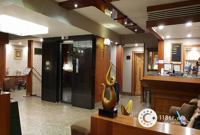 هتل های نزدیک میدان تکسیم 12