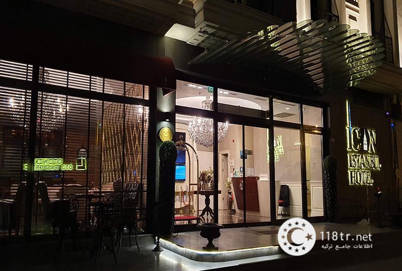 هتل های نزدیک میدان تکسیم 8